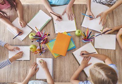 Schrijfworkshop voor kinderen